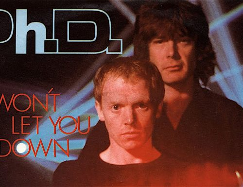 "*CLASSICO* P.h.D. ""I won't let you down"" – 1982 –"
