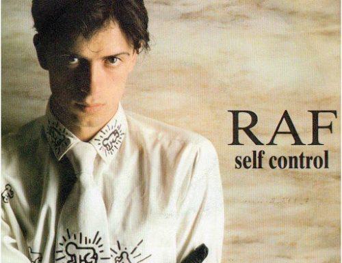 "*ESTATE* Raf ""Self control"" – 1984 –"