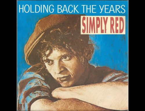 """*CLASSICO* Simply Red """"Holding back the years"""" – 1985 –"""